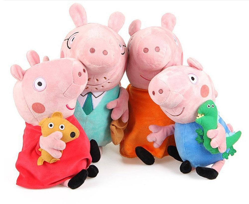 Peluches de Peppa Pig