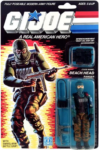 Beach Head G.I. Joe