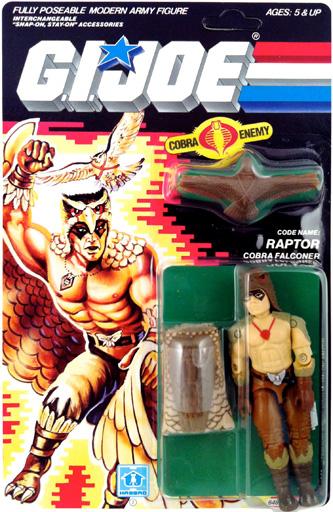 Raptor G.I. Joe