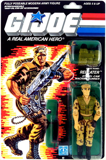 Repeater G.I. Joe