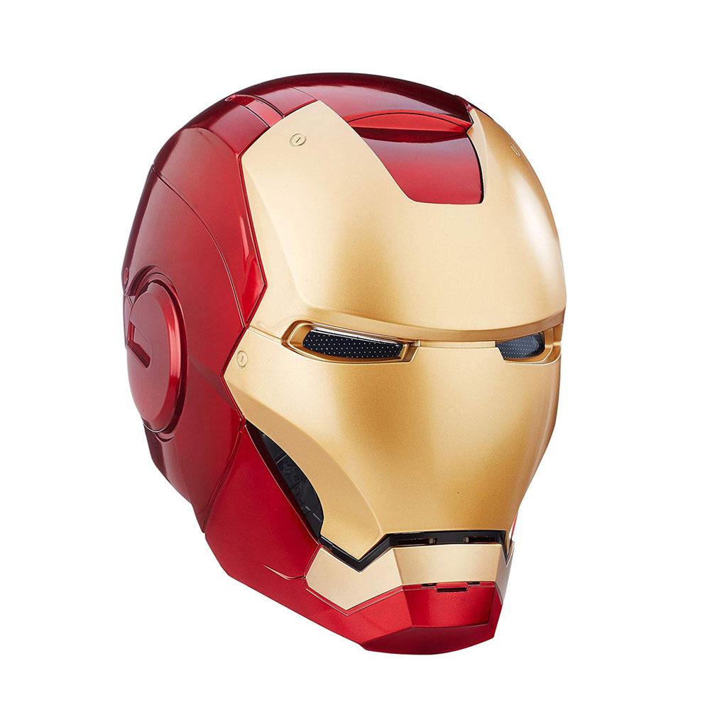 Réplica del casco de Iron-Man Avengers