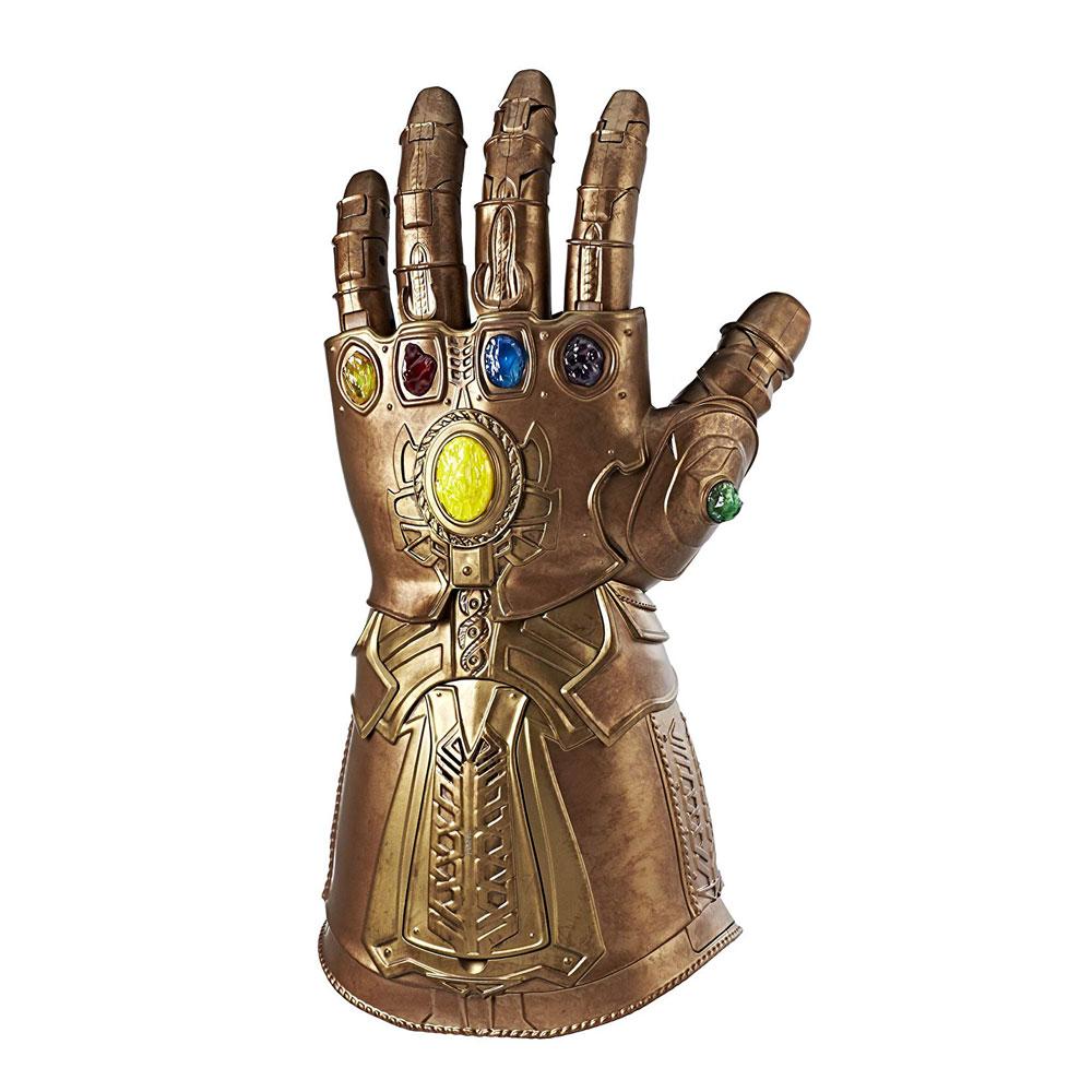 Réplica del guante de Thanos