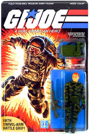 Rip Cord G.I. Joe