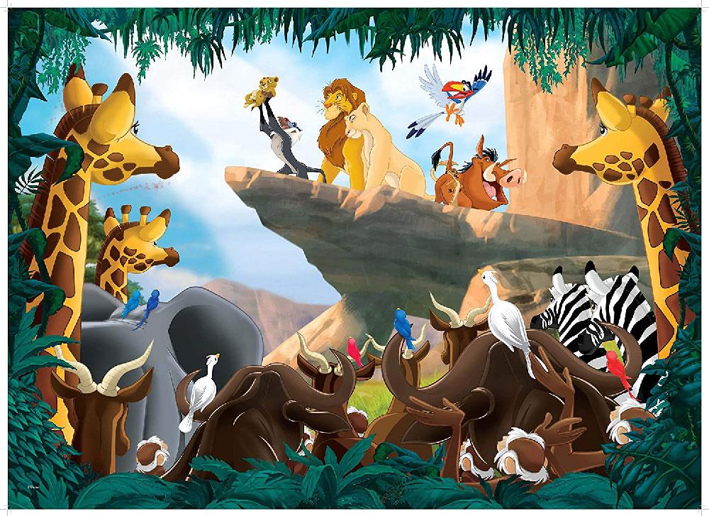 Rompecabezas de Disney: el Rey León