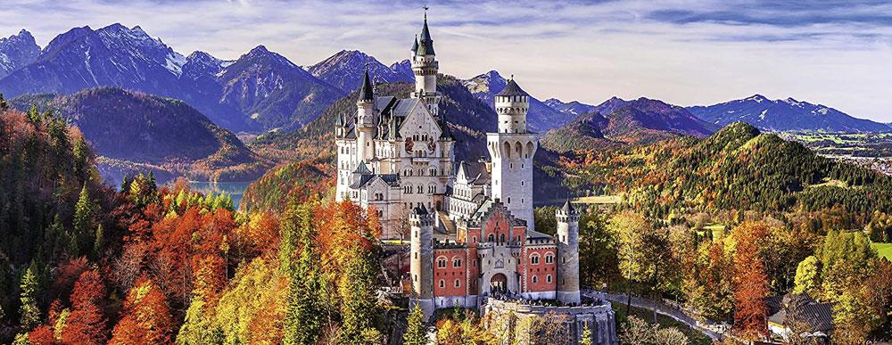 Rompecabezas del Castillo Neuschwanstein - Ravensburger