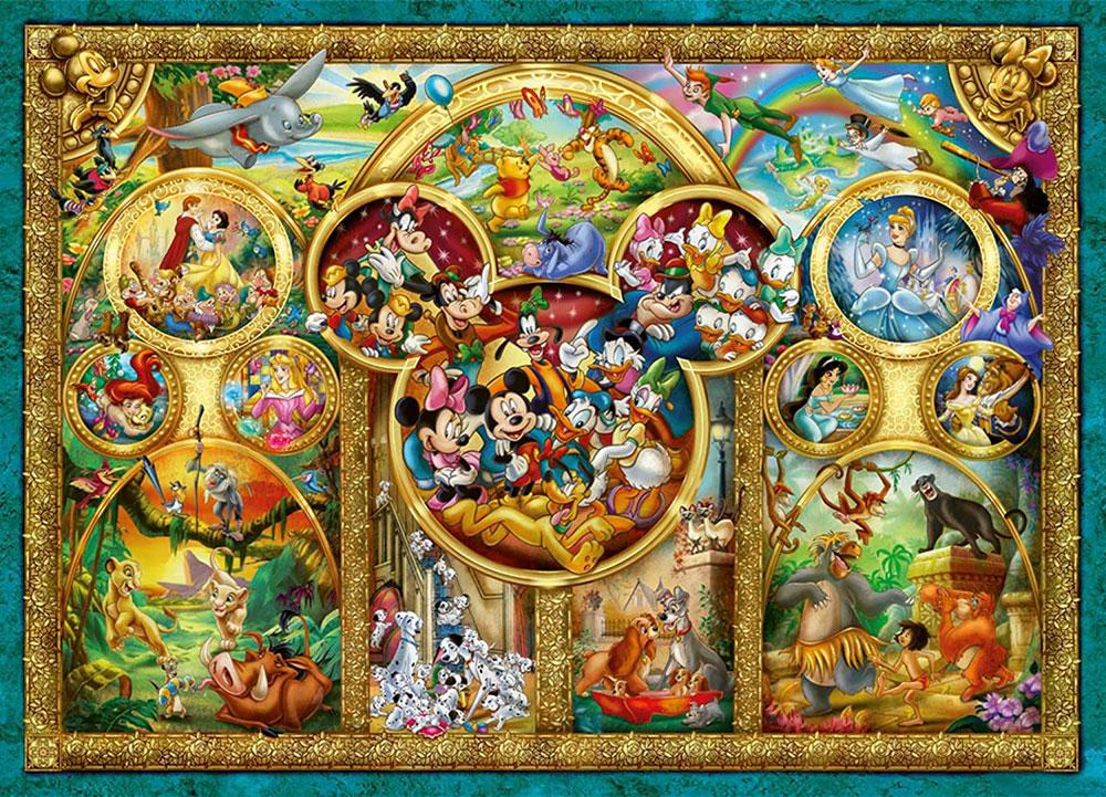 Rompecabezas Lo Mejor de Disney - Ravensburger