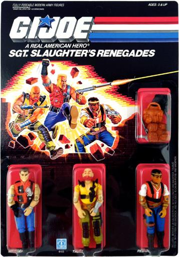 Sgt. Slaughter's Renegades G.I. Joe