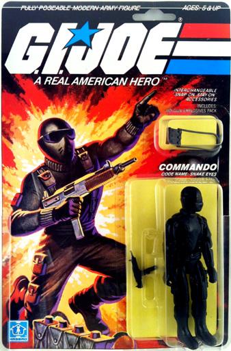 Snake Eyes G.I. Joe