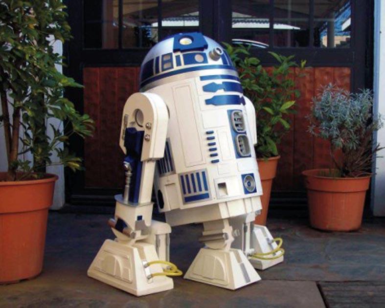 Réplica robot de R2D2 - Star Wars
