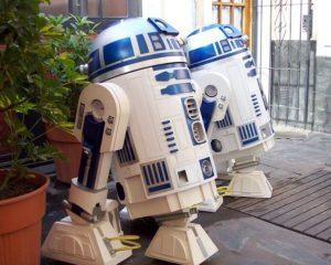Robots de Star Wars R2D2