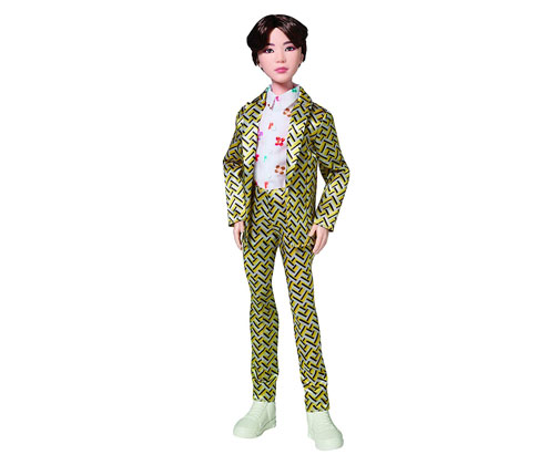 Muñeco de Suga BTS Mattel