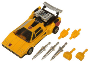 Sunstreaker Transformers G1