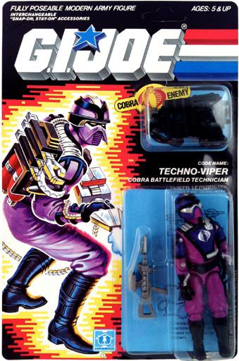 Techno-Viper G.I. Joe