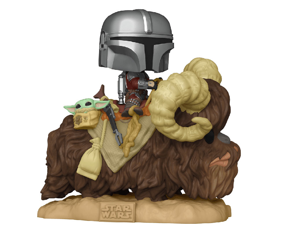The Mandalorian with The Child Funko Pop 416