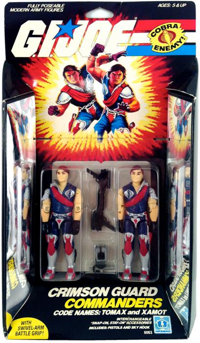 Tomax & Xamot G.I. Joe
