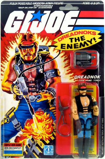 Torch G.I. Joe