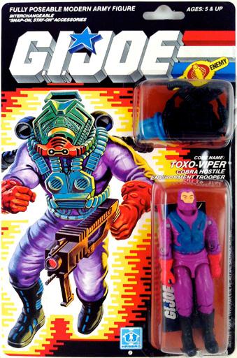 Toxo-Viper G.I. Joe