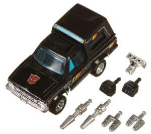 Trailbreaker Transformers G1