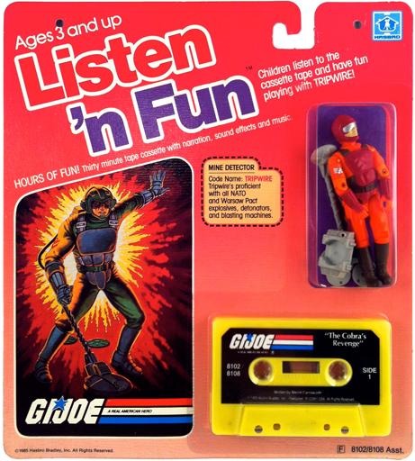 Tripwire G.I. Joe