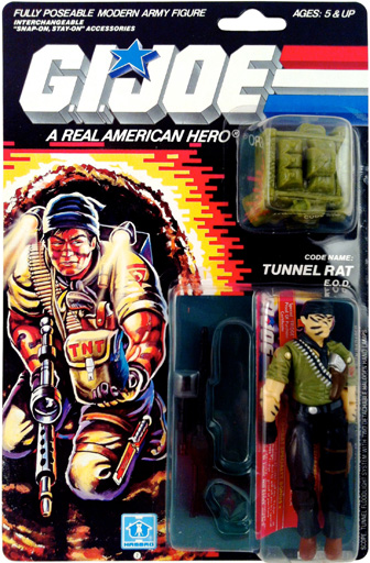 Tunnel Rat G.I. Joe