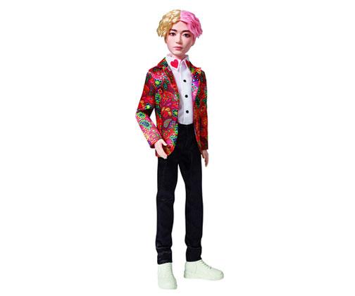 Muñeco de V BTS Mattel
