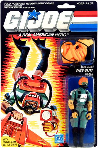 Wet-Suit G.I. Joe