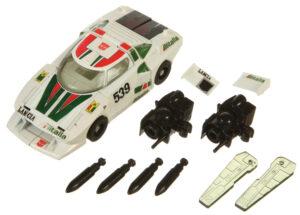 Wheeljack Transformers G1
