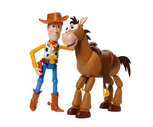 Woody y Perdigón Toy Story 4