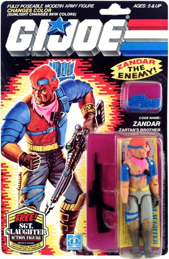 Zandar G.I. Joe