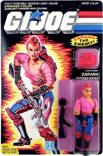 Zarana G.I. Joe